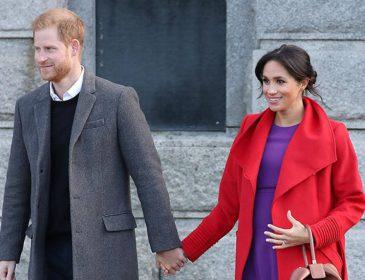 Тайну раскрыли: стало известно, как назовут будущего ребенка принца Гарри и Меган Маркл