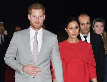 Принцу Гарри и беременной Меган Маркл грозит смертельная опасность в бунтующем Марокко