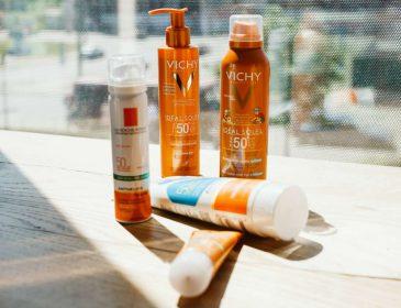 Косметика Vichy Ideal Soleil: эффективная защита от ультрафиолетового излучения