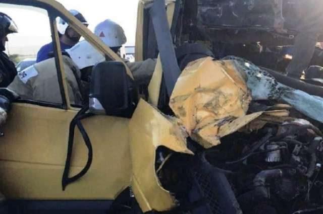 С самого утра! Масштабная трагедия на дороге. Уже восемь погибших. «Обломки автобуса по всей дороге»
