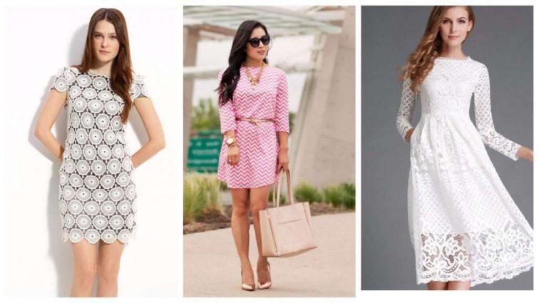 Повседневные платья – разнообразный гардероб каждый день