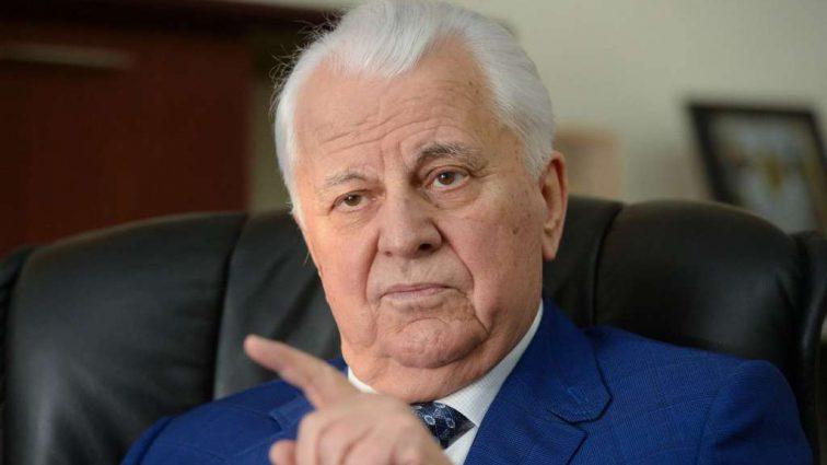Только что! Кравчук вышел из ОП. Срочная заявление — решение принято. Зеленский сказал это ему