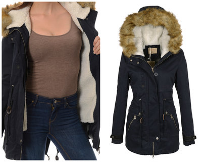 Модные тенденции в верхней одежде: натуральные дубленки, пальто и меховые парки