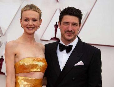 Муж Кэри Маллиган унес домой с «Оскара» абажур от лампы