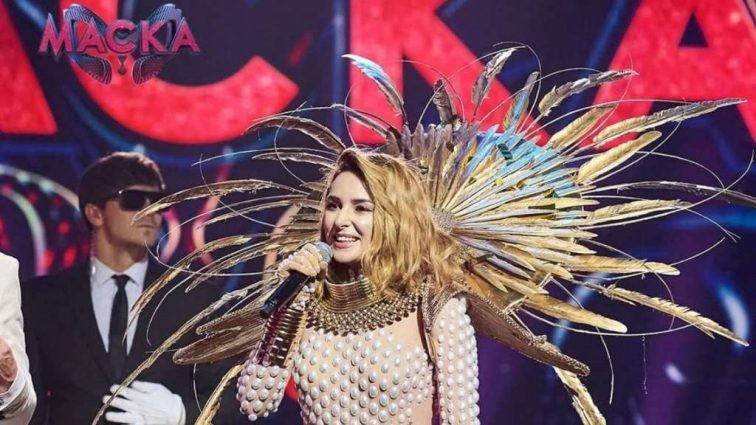 Цель только одна, – Злата Огневич прокомментировала участие в шоу «Маска»