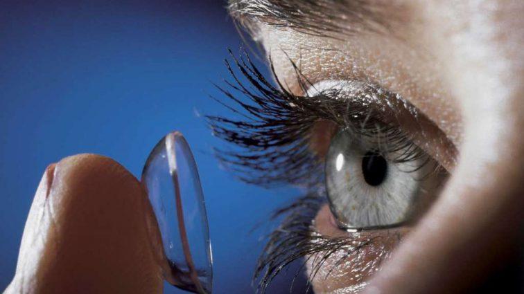 Сколько стоят контактные линзы