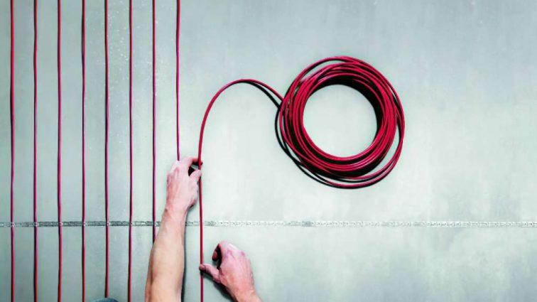 Как сделать нагревательный кабель дома?