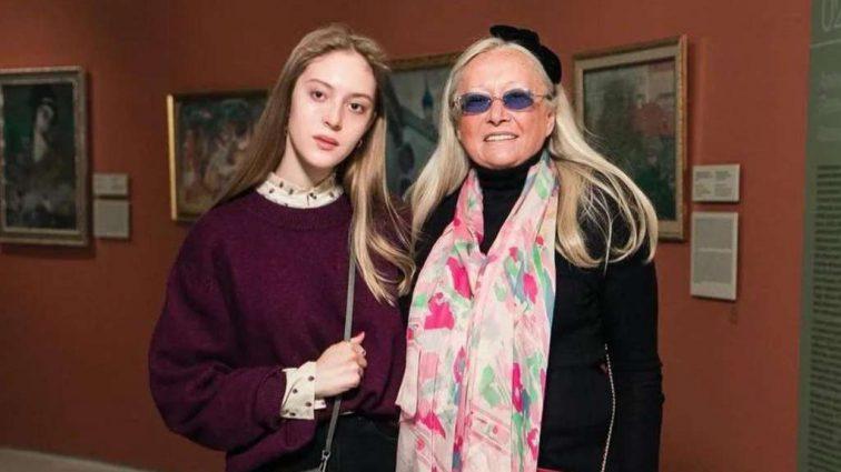 Татьяна Михалкова показала внучку! Красавица — глаз не оторвать